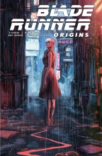 Blade Runner: Origins  #4 Cover A