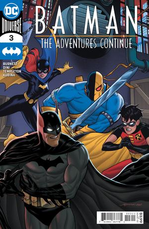 Batman: Adventures Continue (6P Ms)  #3