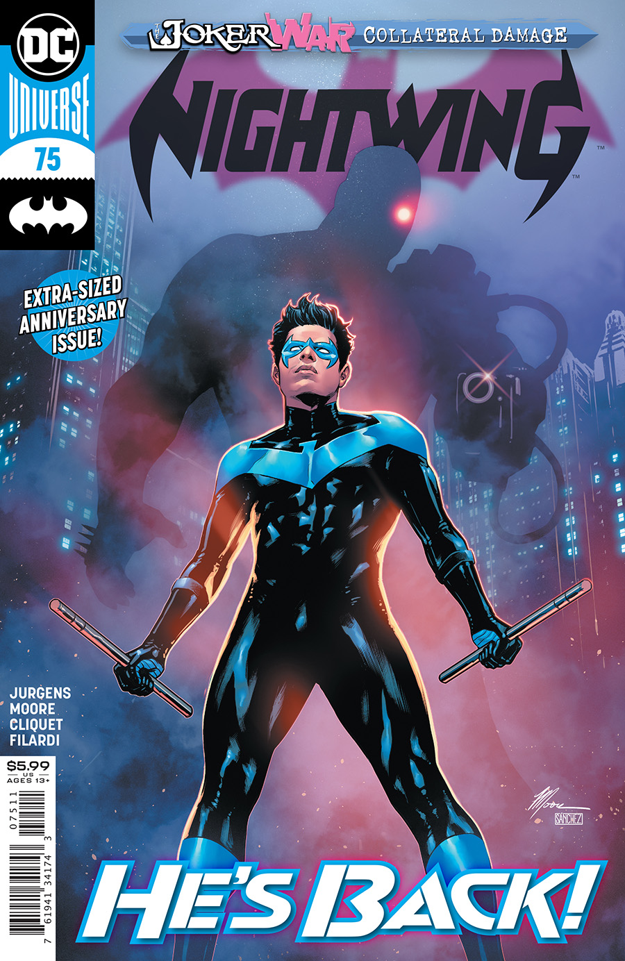 Nightwing (Vol. 4)  #75