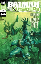 Batman and the Outsiders (Vol. 2)  #14