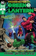 Green Lantern: Season Two (12P Ms)  #5