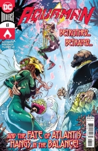 Aquaman (Vol. 8)  #61
