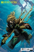 Dark Nights: Death Metal  #2 Aquaman Variant