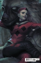 Dark Nights: Death Metal  #2 Harley Quinn Variant