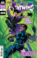 Nightwing (Vol. 4)  #72