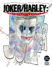 Joker - Harley: Criminal Sanity Secret Files  #1