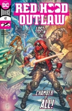 Red Hood and the Outlaws (Vol. 2)  #47