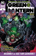 Green Lantern: Season Two (12P Ms)  #6