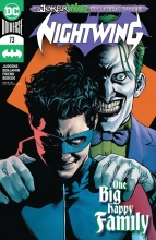 Nightwing (Vol. 4)  #73