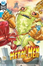 Metal Men (12P Ms)  #9