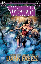 Wonder Woman (Vol. 5)  #4 Annual