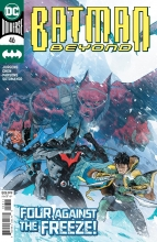 Batman Beyond (Vol. 8)  #46