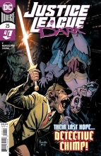 Justice League Dark (Vol. 2)  #25