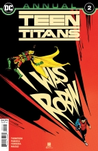 Teen Titans (Vol. 6)  #2 Annual