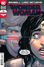 Wonder Woman (Vol. 5)  #761