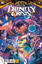 Dark Nights: Death Metal Trinity Crisis  #1