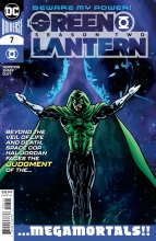 Green Lantern: Season Two (12P Ms)  #7