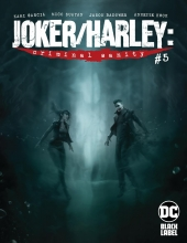 Joker - Harley: Criminal Sanity (9P Ms)  #5