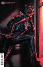 Catwoman (Vol. 5)  #25 Card Stock Variant