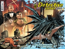 Detective Comics (Vol. 3)  #1027 Cover A - Andy Kubert Wraparound