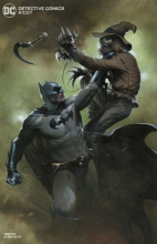 Detective Comics (Vol. 3)  #1027 Cover I - Gabriele Dell Otto Batman Scarecrow