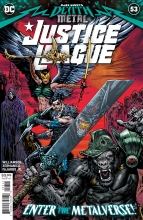 Justice League (Vol. 3)  #53