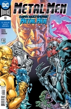 Metal Men (12P Ms)  #10