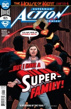 Action Comics (Vol. 3)  #1025