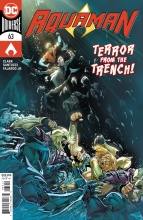 Aquaman (Vol. 8)  #63