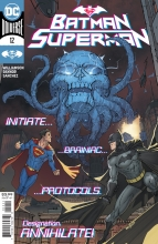 Batman - Superman  #12