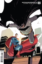 Batman - Superman  #12 Variant