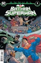 Batman - Superman  #1 Annual