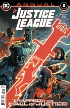 Justice League (Vol. 3)  #2 Annual