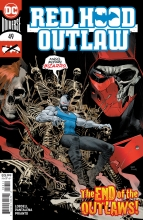 Red Hood and the Outlaws (Vol. 2)  #49