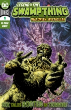 Legends of the Swamp Thing Halloween Spectacular  #1