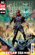 Red Hood and the Outlaws (Vol. 2)  #50