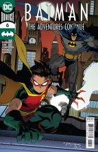 Batman: Adventures Continue (6P Ms)  #6