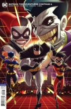 Batman: Adventures Continue (6P Ms)  #6 Variant