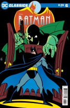 DC Classics: Batman Adventures  #6