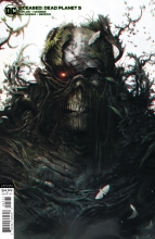 DCeased: Dead Planet (6P Ms)  #5 Card Stock Variant