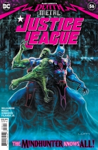 Justice League (Vol. 3)  #56