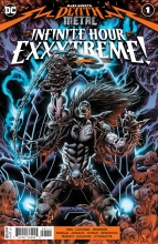 Dark Nights: Death Metal - Infinite Hours Exxxtreme!  #1