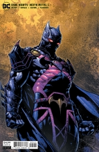 Dark Nights: Death Metal  #5 Cover B - David Finch Martian Manhunter