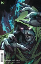 Dark Nights: Death Metal  #5 Cover D - Kael Ngu Spectre