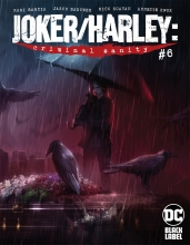 Joker - Harley: Criminal Sanity (9P Ms)  #6