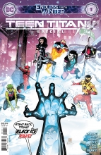 Teen Titans: Endless Winter Special  #1 One Shot