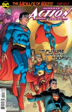 Action Comics (Vol. 3)  #1028