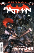 Batman (Vol. 3)  #5 Annual