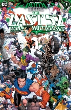 Death Metal: Last 52: War of the Multiverses  #1 One Shot