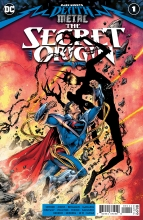Dark Nights: Death Metal: Secret Origin  #1 One Shot